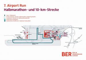 Streckenverlauf 7. Airport Run