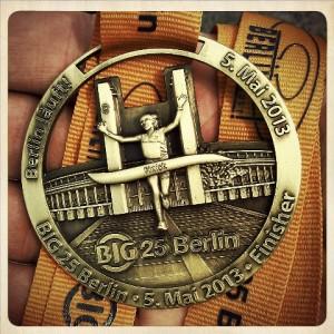 Medaille Big 25